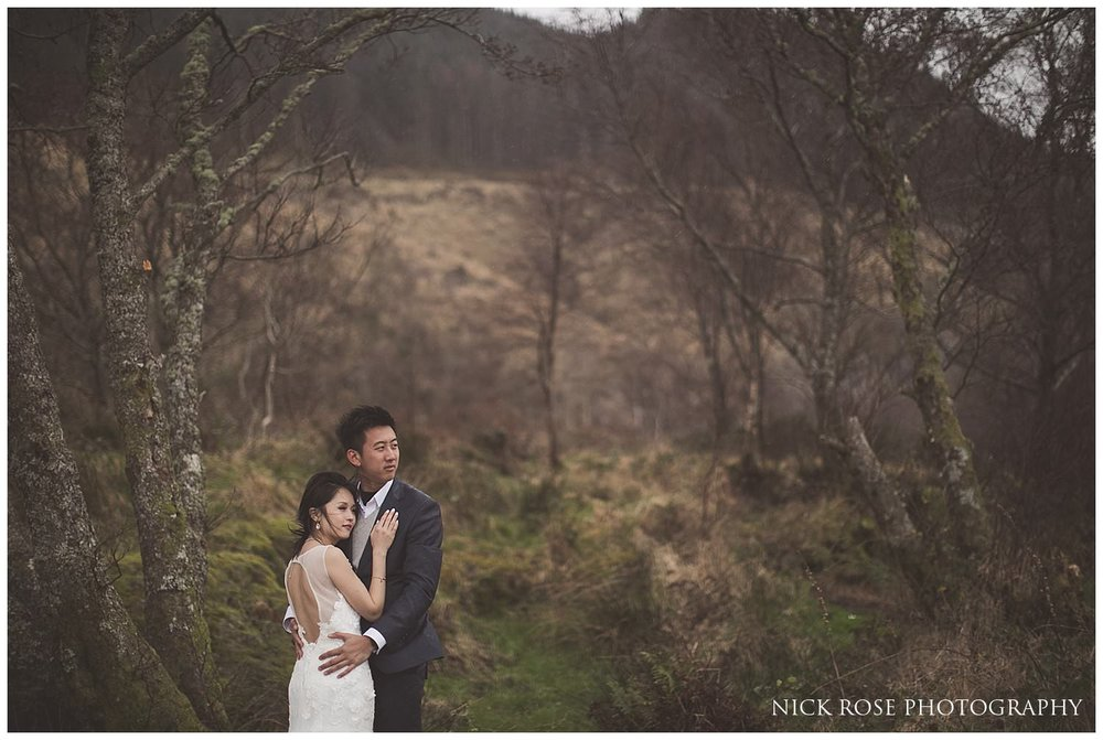 Glencoe Pre Wedding Photography Scotland