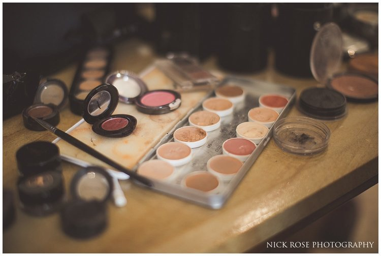 Wedding day makeup at the Sofitel Palm Dubai