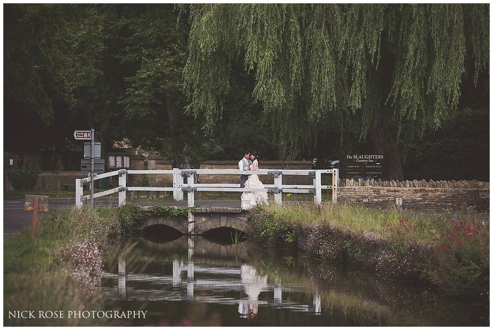 Pre wedding photography in Lower Slaughter in the Cotswolds