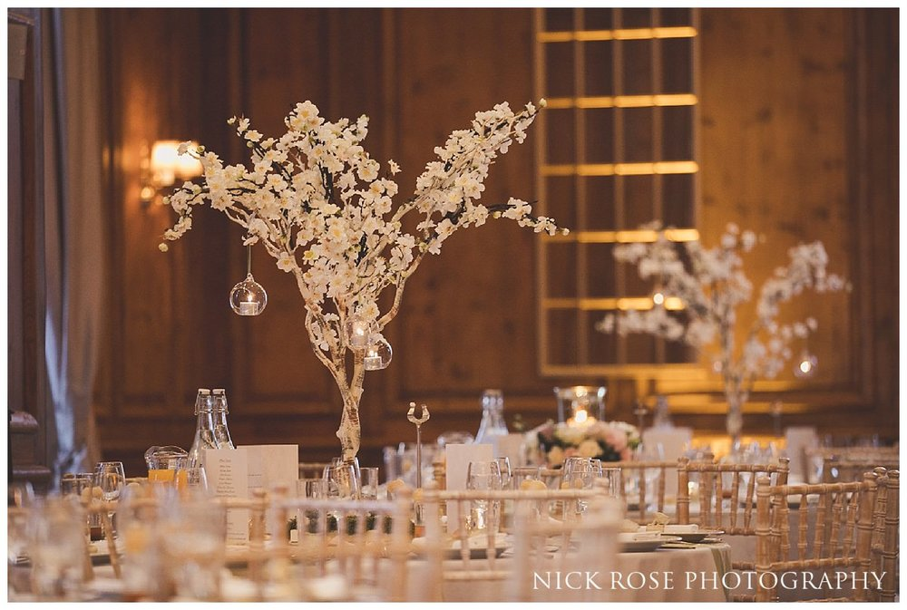 Fairytale wedding design by JJ occasions for a Hedsor House wedding in Buckinghamshire