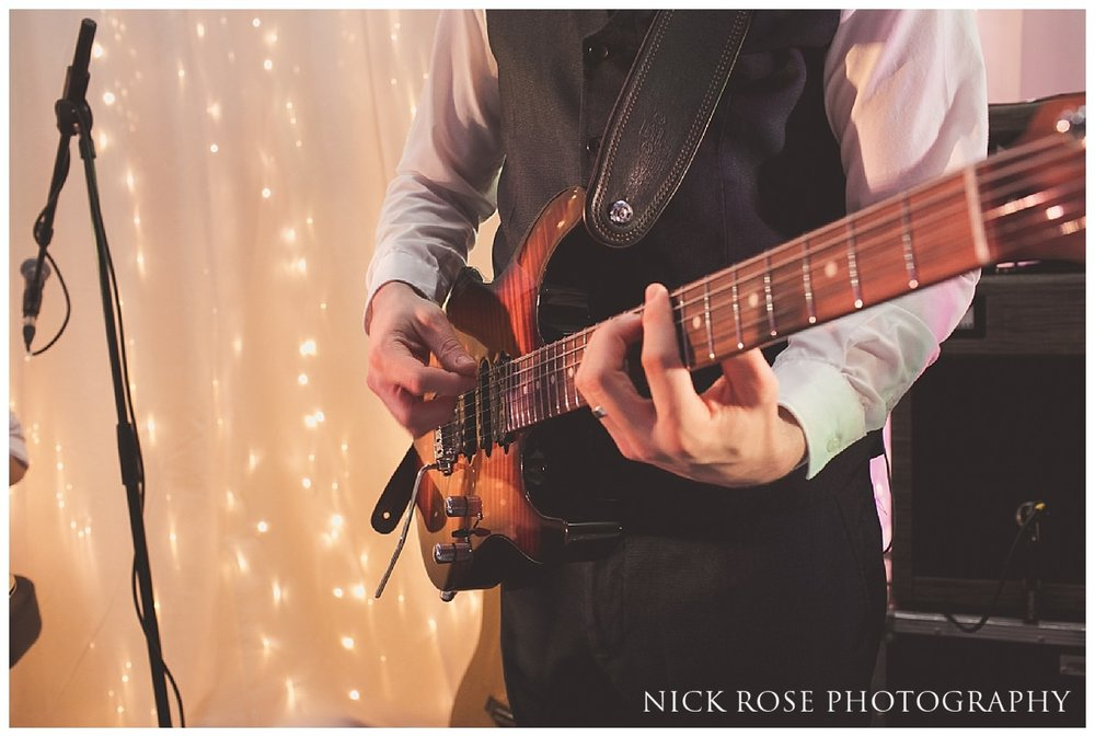 Hot Shots wedding band playing at Hedsor House wedding reception in Buckinghamshire