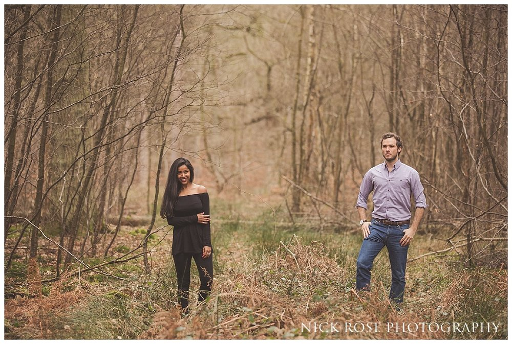 Penn Wood Engagement Shoot Buckinghamshire_0002.jpg