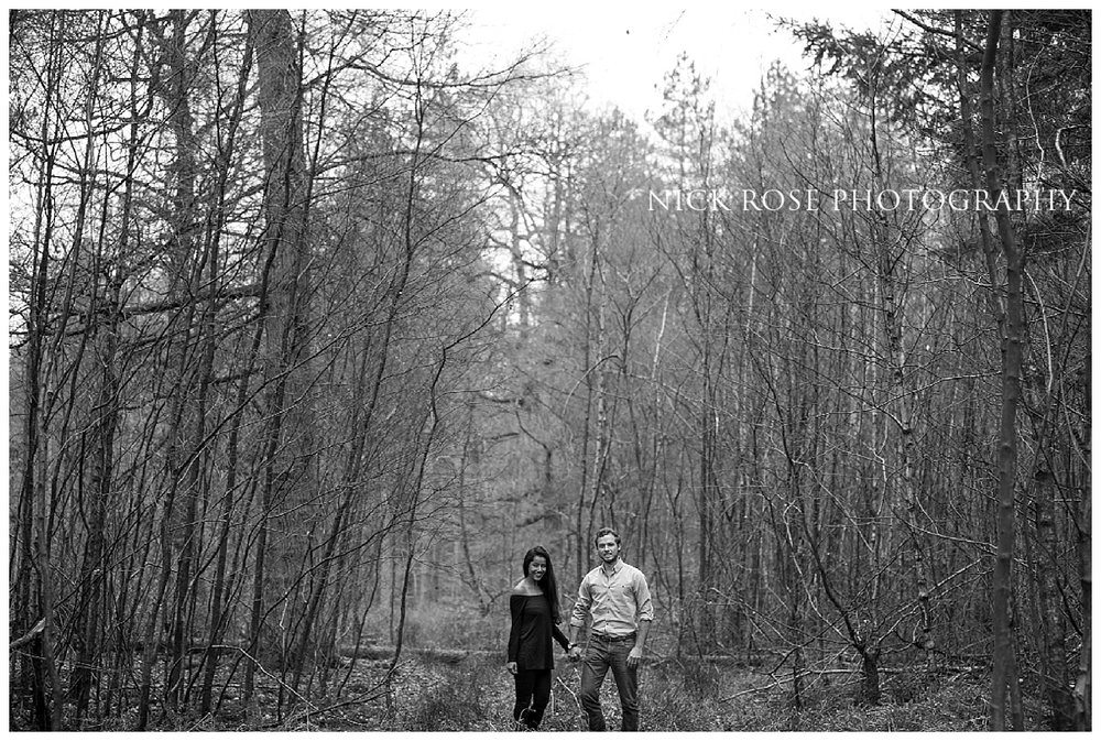 Penn Wood Engagement Shoot Buckinghamshire_0003.jpg