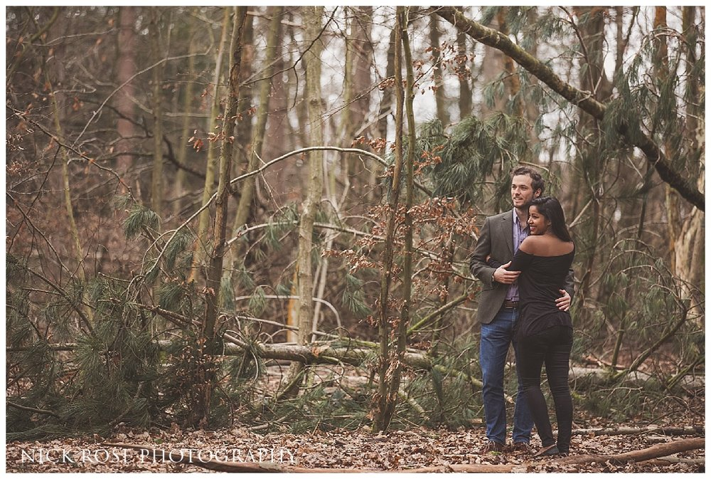 Penn Wood Engagement Shoot Buckinghamshire_0004.jpg