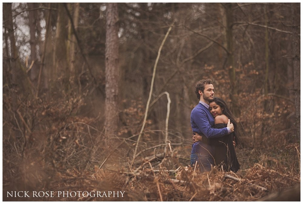 Penn Wood Engagement Shoot Buckinghamshire_0008.jpg