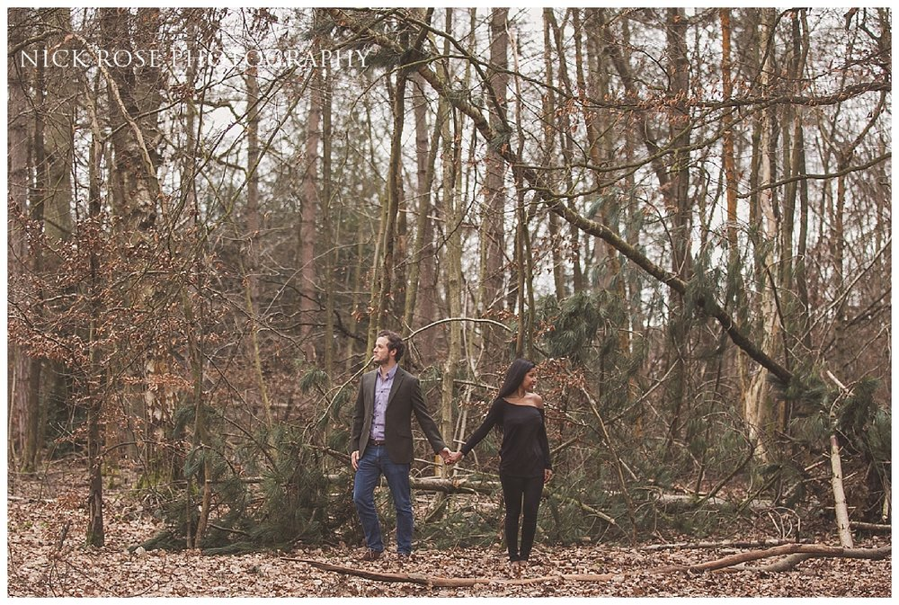 Penn Wood Engagement Shoot Buckinghamshire_0007.jpg