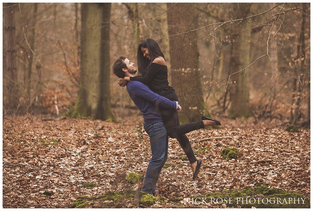 Penn Wood Engagement Shoot Buckinghamshire_0012.jpg