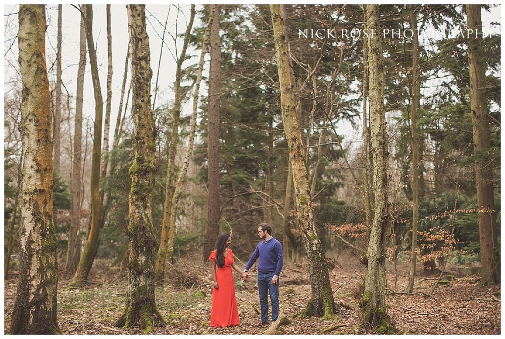 Penn Wood Engagement Shoot Buckinghamshire_0014.jpg