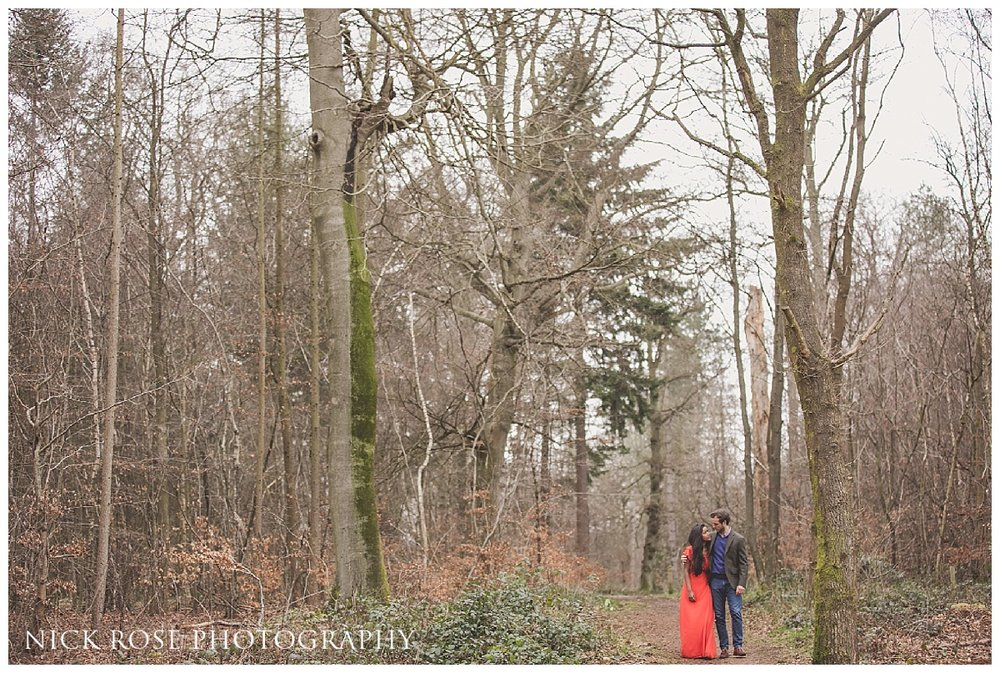 Penn Wood Engagement Shoot Buckinghamshire_0018.jpg