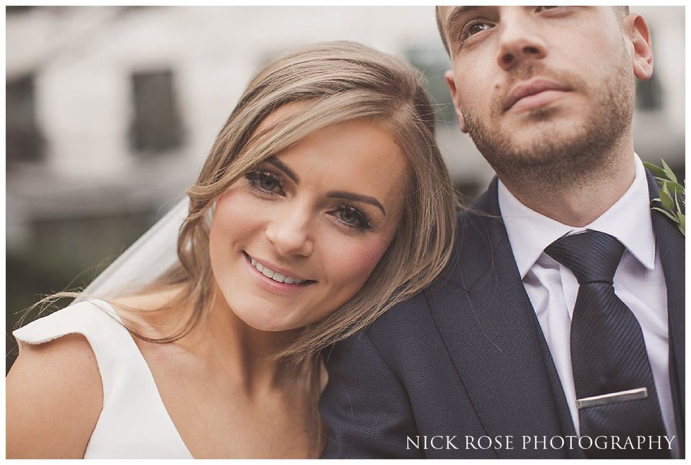 Hawksmoor Guildhall wedding photography in London