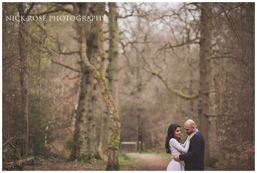 Amersham Hindu Pre Wedding Photography