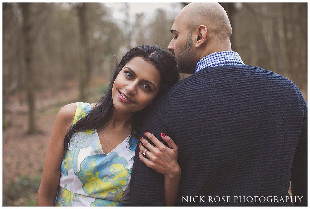 Hindu Pre Wedding Shoot in Buckinghamshire