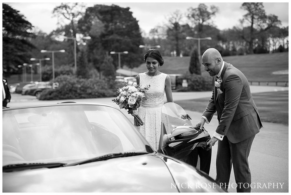 Hertfordshire wedding photography at Moor Park Mansion Rickmansworth