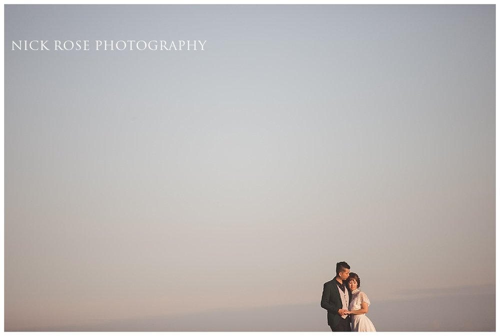 Peak District pre wedding photography at the Roaches