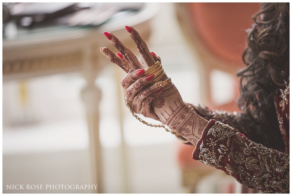 Pakistani Wedding at the Ritz Hotel London