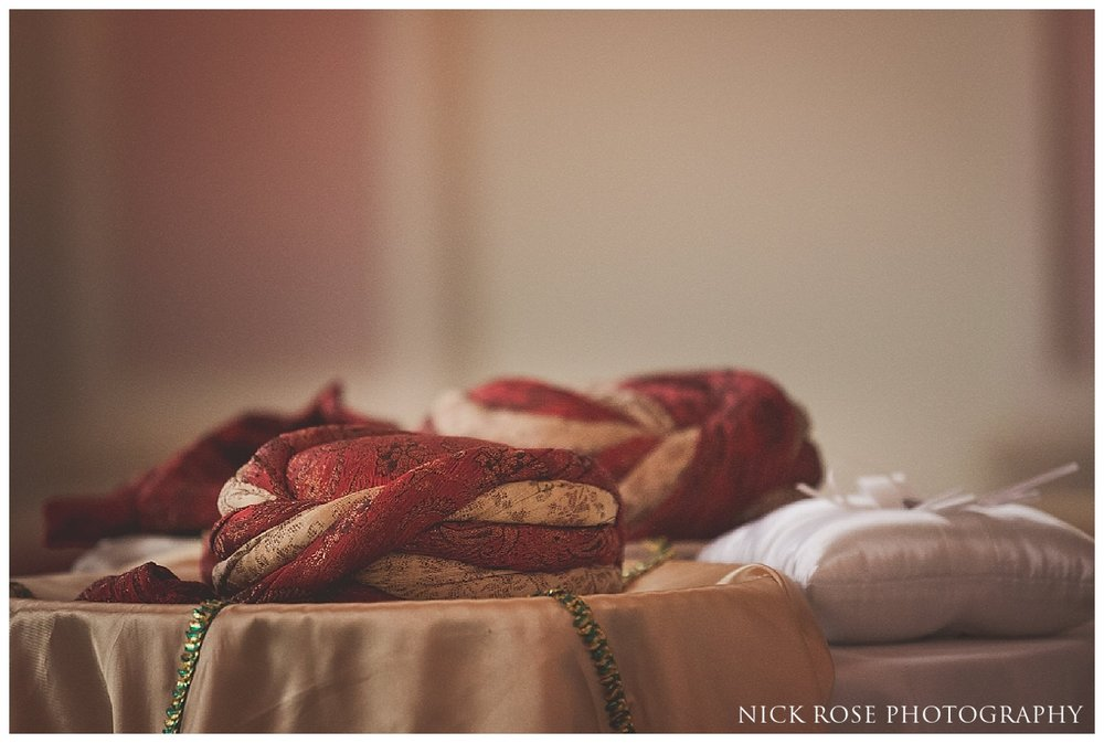 South Asian wedding at the Ritz Hotel London