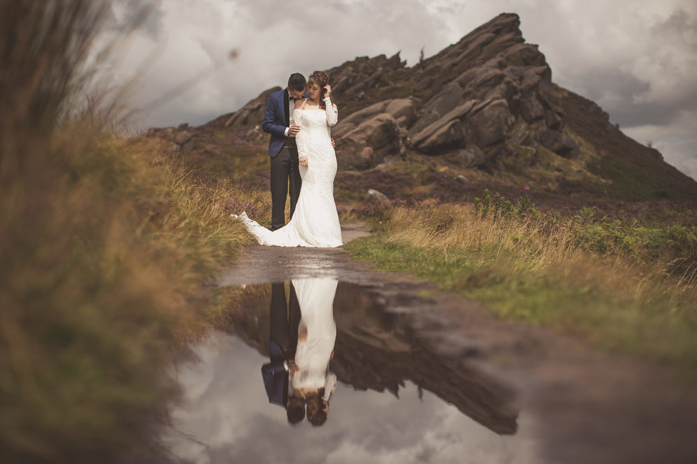 Peak District Pre Wedding Photography
