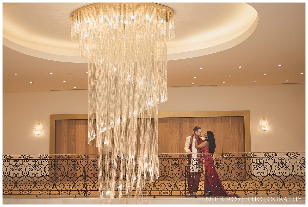 Meridian Grand Asian wedding photography in London