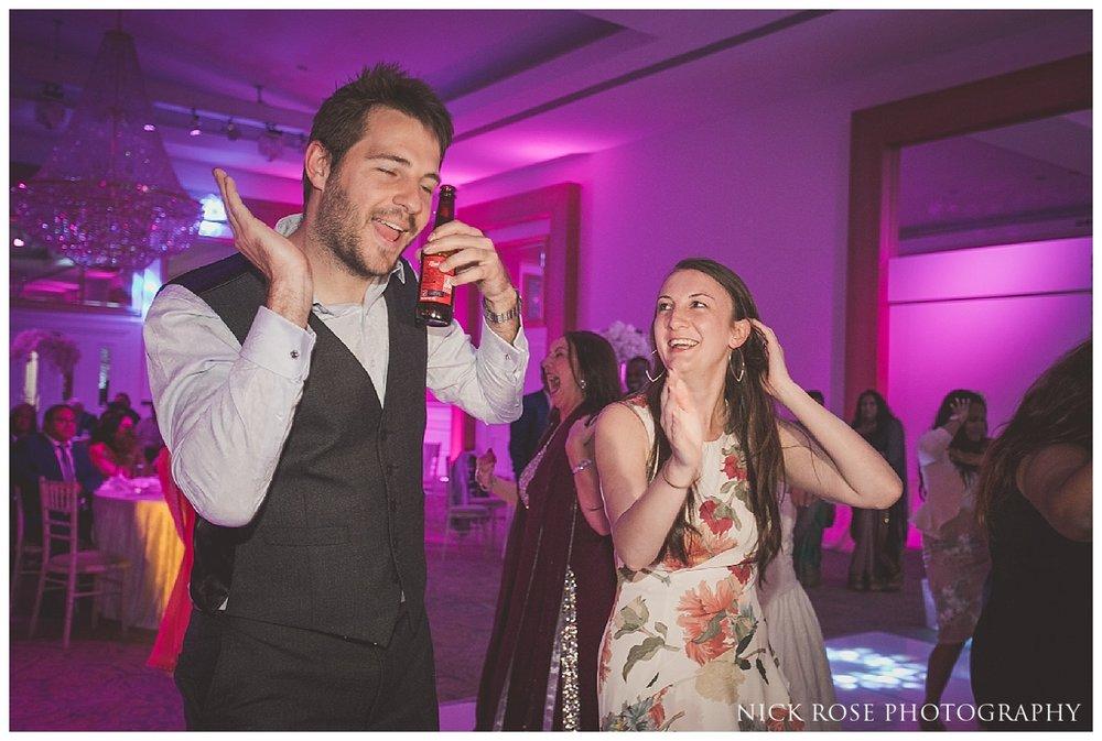 Meridian Grand Asian wedding reception in London