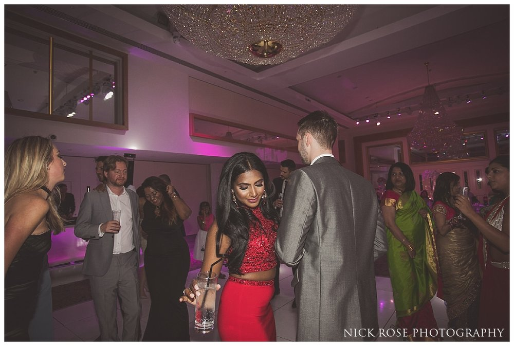 Meridian Grand Asian wedding reception party in London