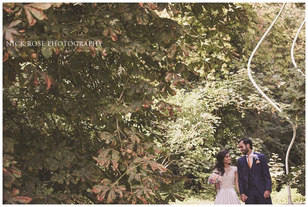 Sikh Asian wedding photography at the Dairy in Waddesdon Manor in Buckinghamshire