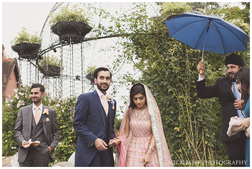 Sikh wedding photography in Aylesbury Buckinghamshire