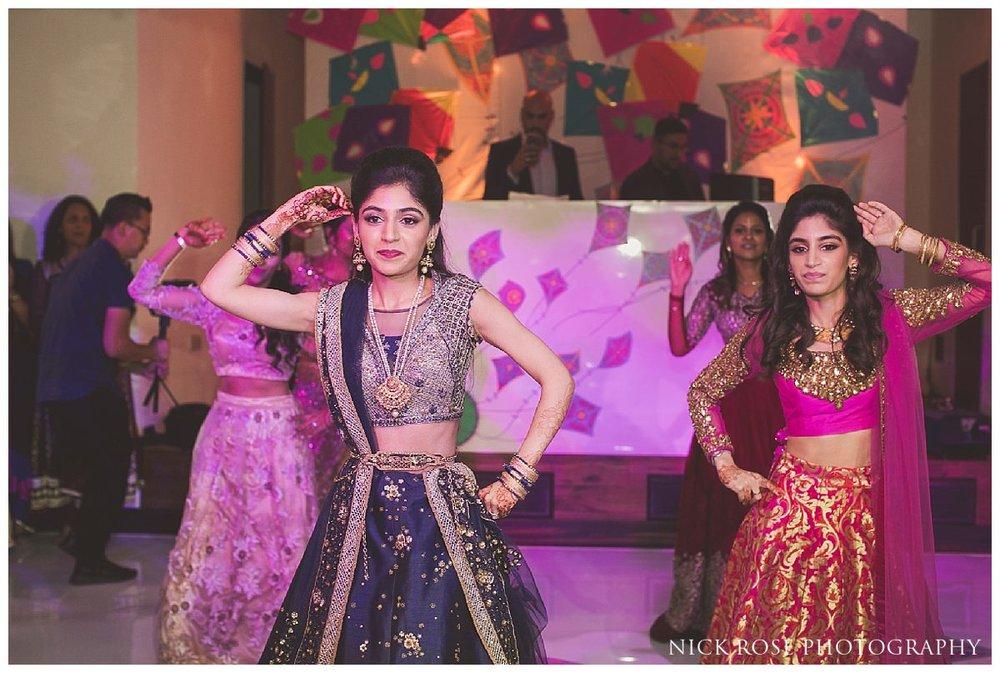 Montcalm London Wedding Sangeet Photography_0016.jpg
