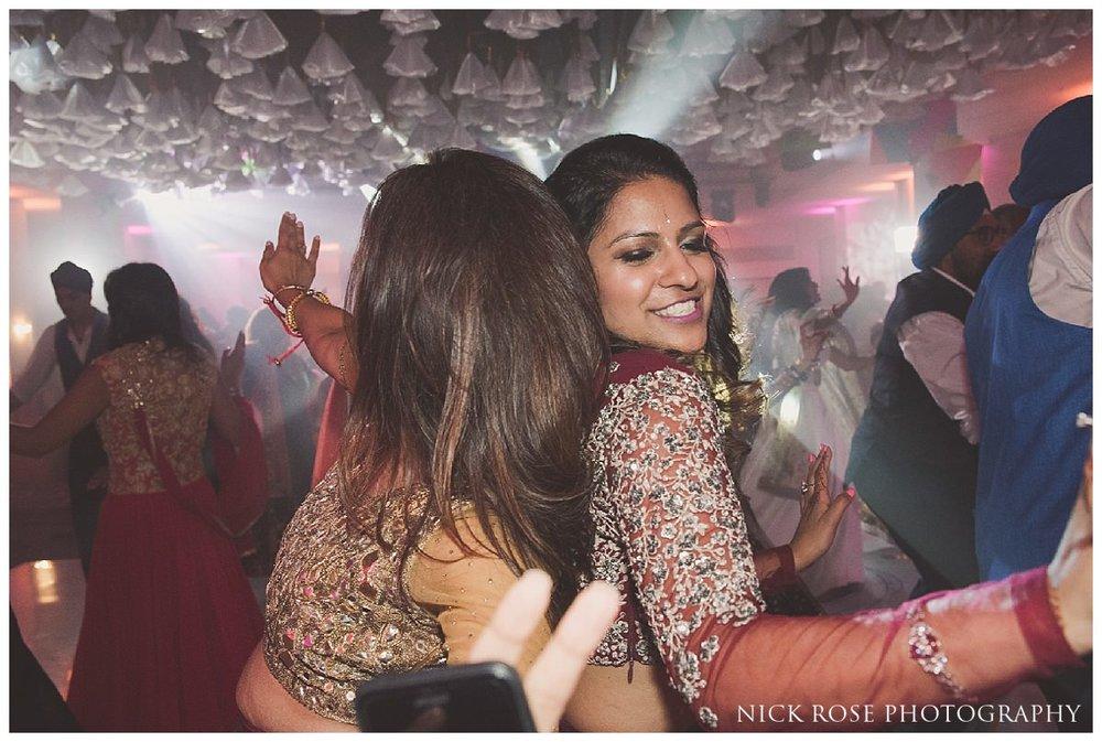 Montcalm London Wedding Sangeet Photography_0028.jpg