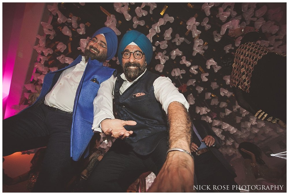Montcalm London Wedding Sangeet Photography_0029.jpg