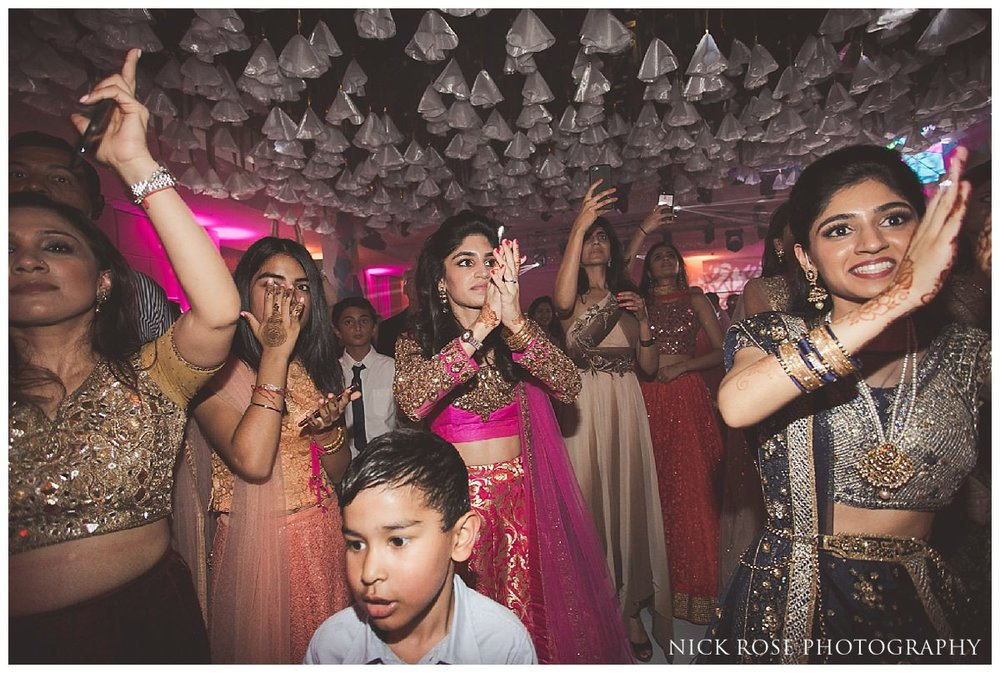 Montcalm London Wedding Sangeet Photography_0031.jpg