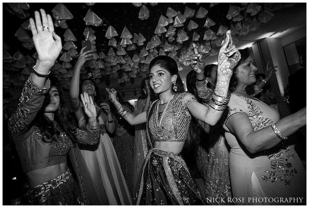 Montcalm London Wedding Sangeet Photography_0032.jpg