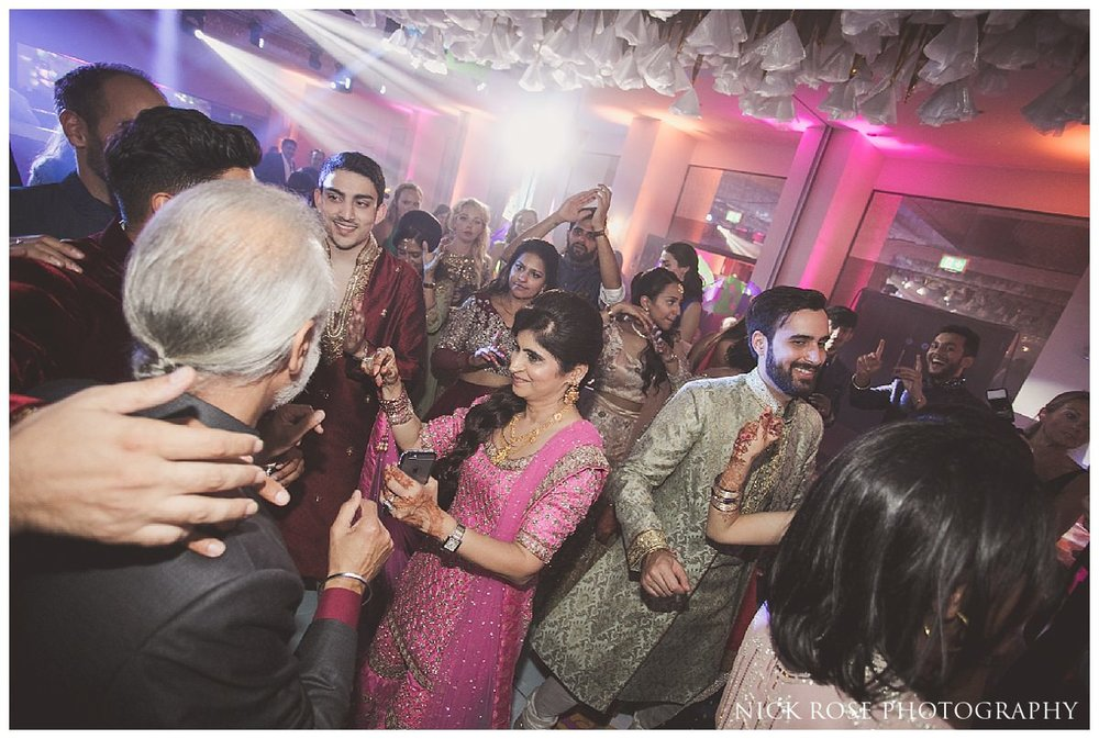 Montcalm London Wedding Sangeet Photography_0035.jpg