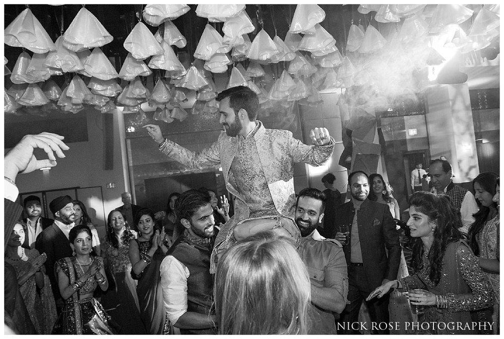 Montcalm London Wedding Sangeet Photography_0036.jpg