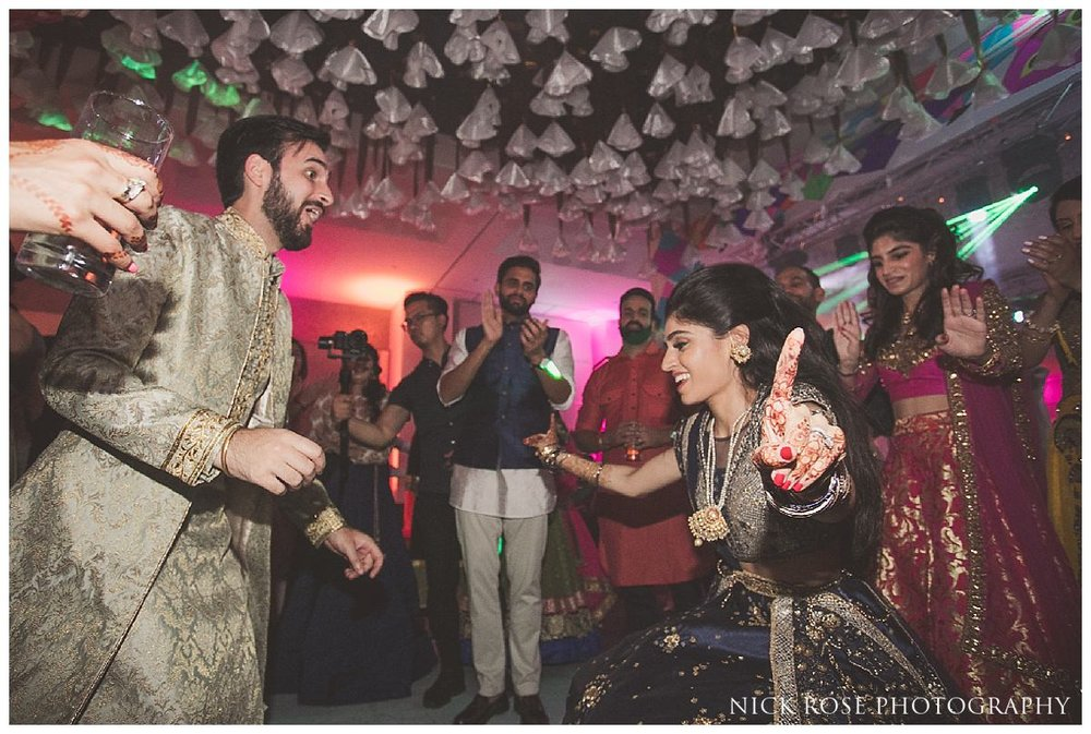 Montcalm London Wedding Sangeet Photography_0037.jpg
