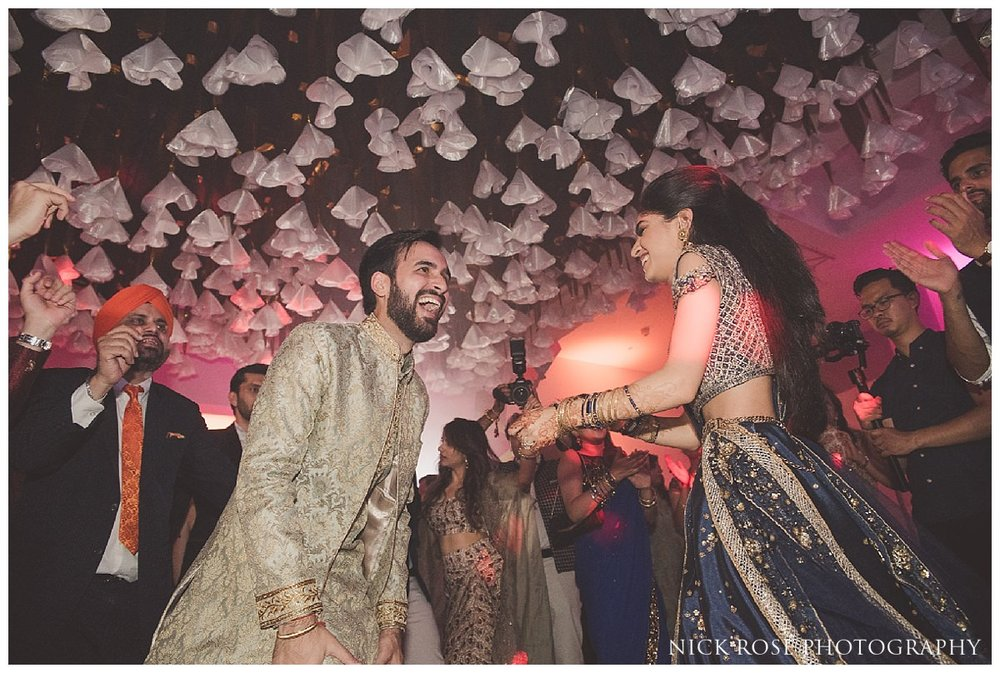 Montcalm London Wedding Sangeet Photography_0038.jpg