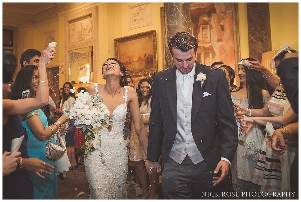 Stoke Park wedding photography at Stoke Park in Buckinghamshire