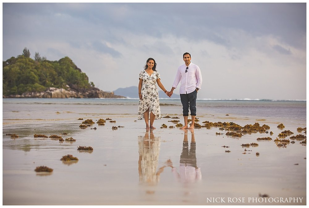 Constance Ephelia destination pre wedding photography in the Seychelles