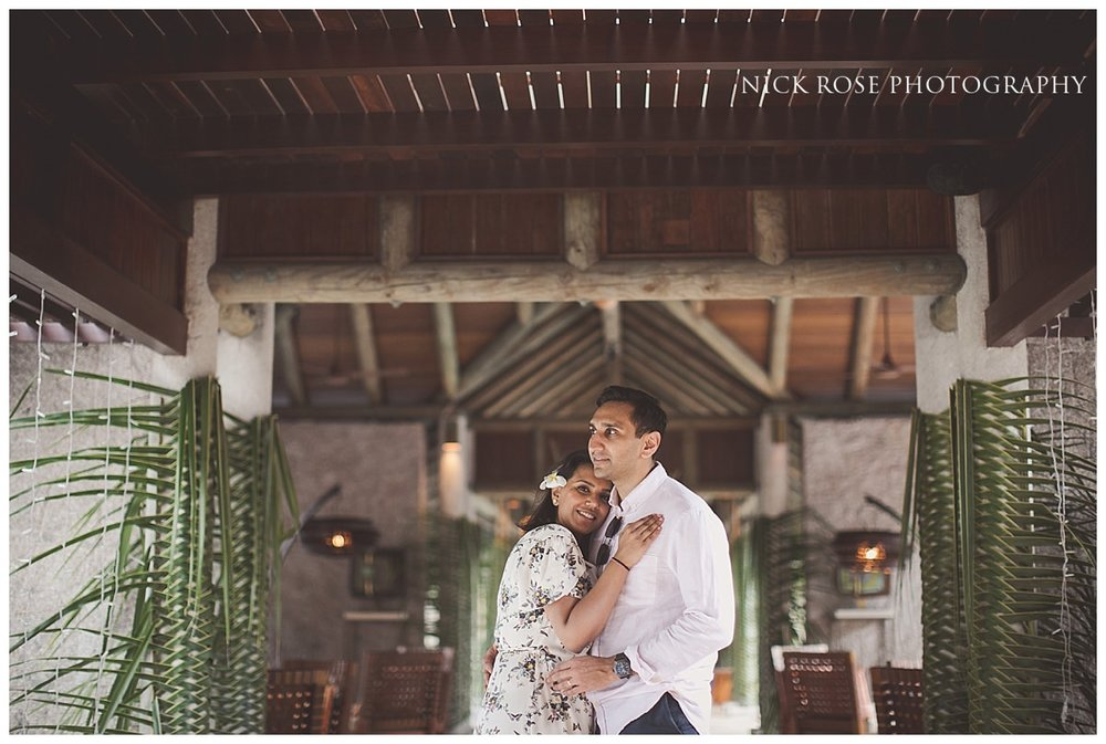 Hindu pre wedding photography in the Seychelles