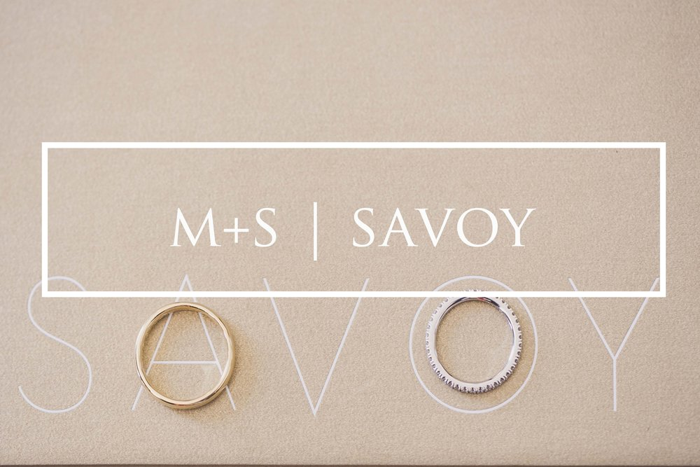 Savoy London Wedding Photography