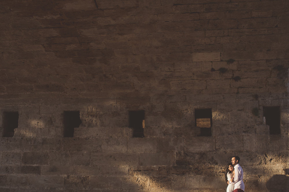 Valencia pre wedding photography in Spain