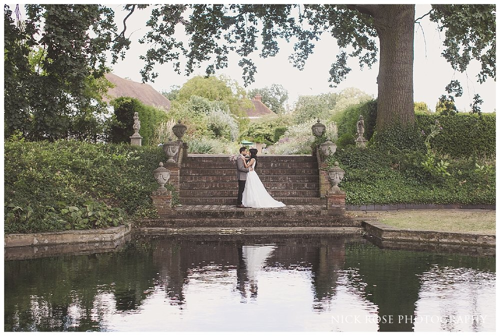 Micklefield Hall wedding photography Rickmansworth