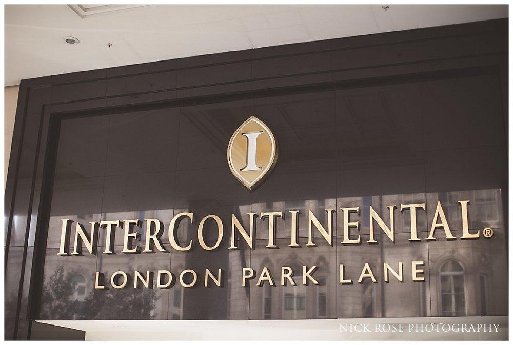 Intercontinental Park Lane Wedding Photography_0005.jpg