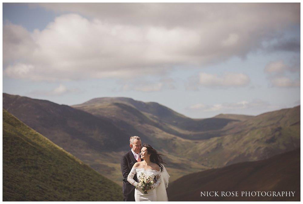 Lake District Pre Wedding Photography UK