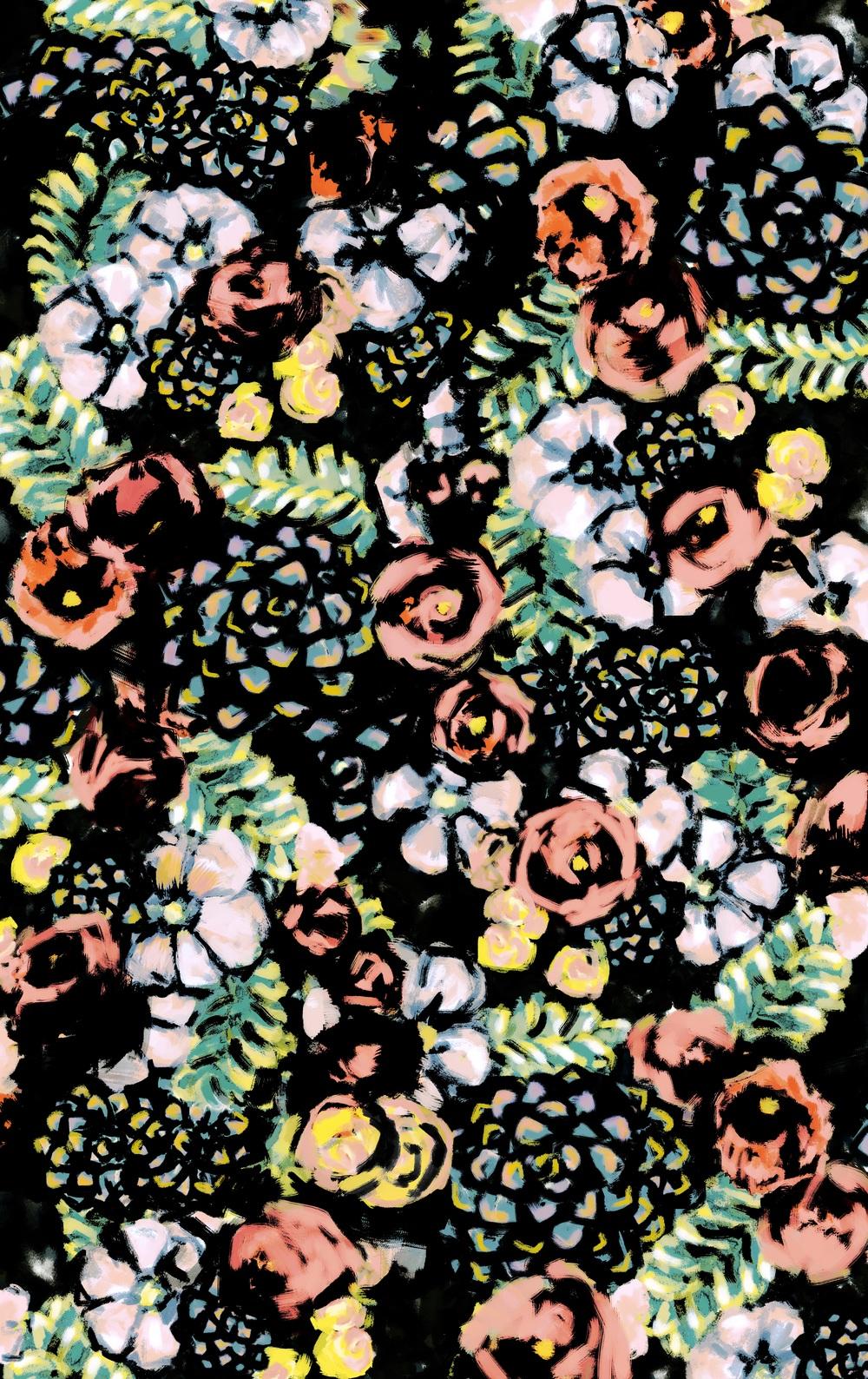Succulent cluster - contrast edit.jpeg