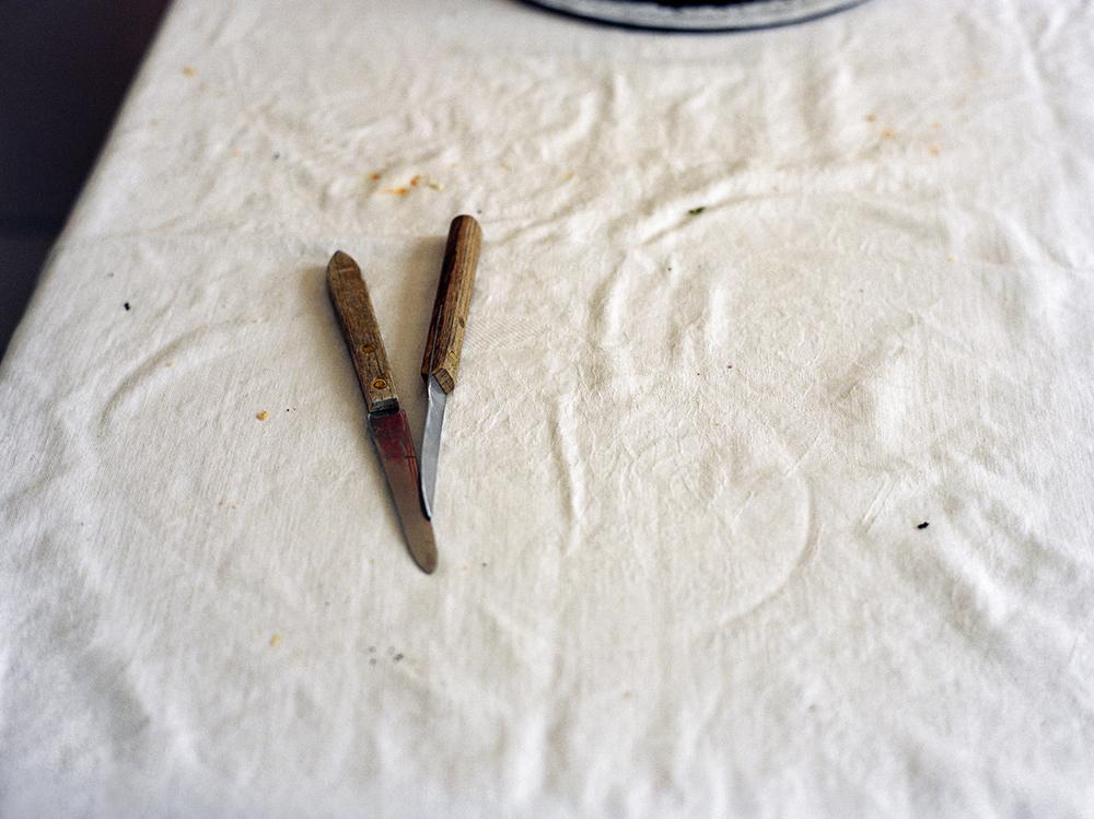 Knives, 2010