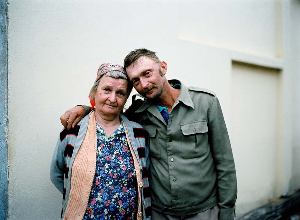 Mother and Son, 2008