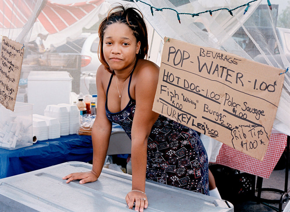 Pop Girl, Atlanta, 2003