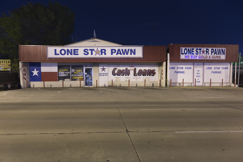 Pawn Shop Series - Lone Star Pawn