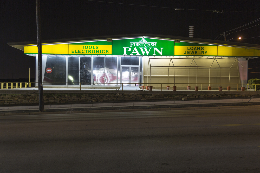 Pawn Shop Series - First Cash Pawn