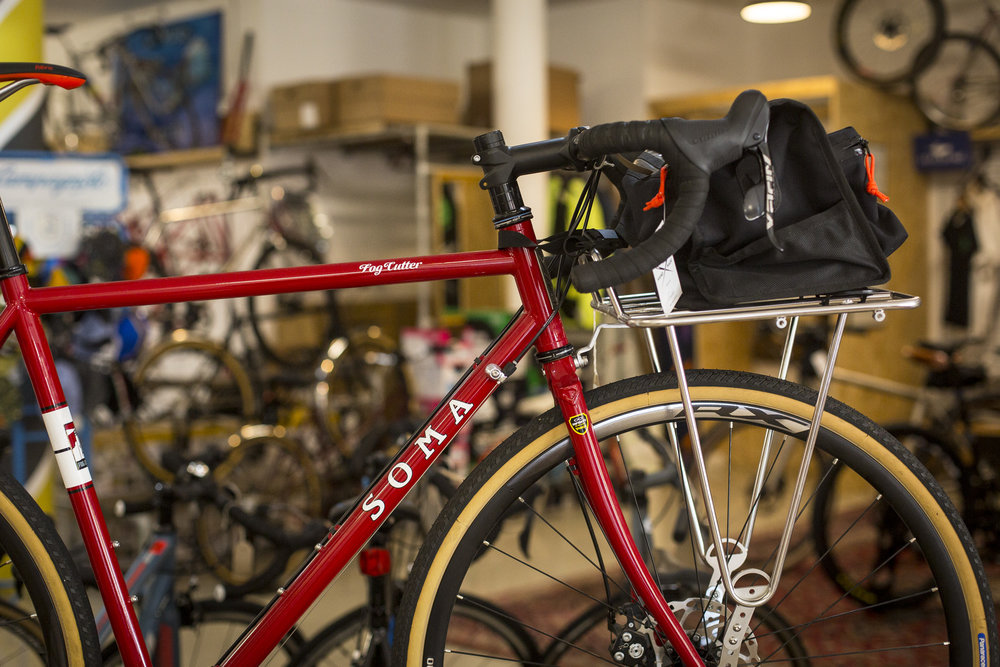 Custom Bike Building - From Road to MTB to Commuting we can build the setup just for you!